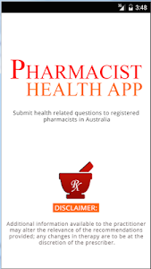 Pharmacist HealthAPP screenshot 3