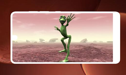 Download Green Alien Dance For PC Windows and Mac apk screenshot 2