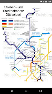 Dusseldorf Metro Map Android Apps On Google Play - Dusseldorf metro map