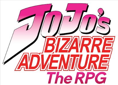 JoJo's Bizarre Adventure - The RPG