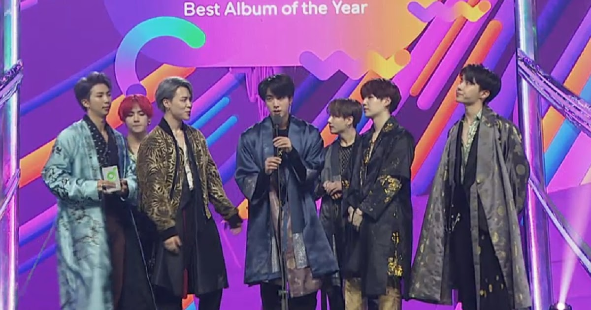 Here Are All The Winners From the 2018 Melon Music Awards - Koreaboo