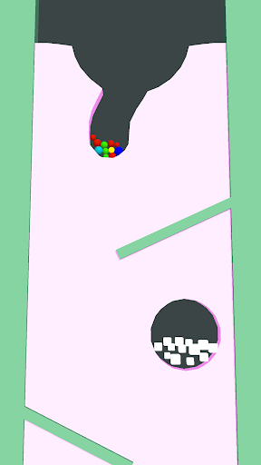 Sand Ball-Falling screenshot 1