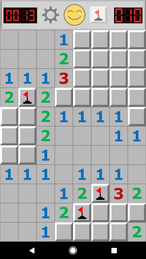 Minesweeper Pro game for Android screenshot