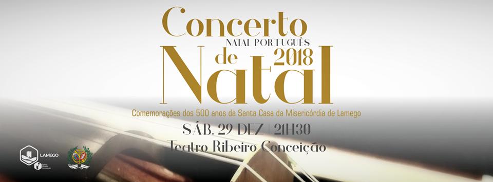 """Bilhetes para Concerto """"Natal Português"""" disponíveis no TRC"""