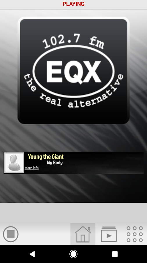 102.7 WEQX- screenshot