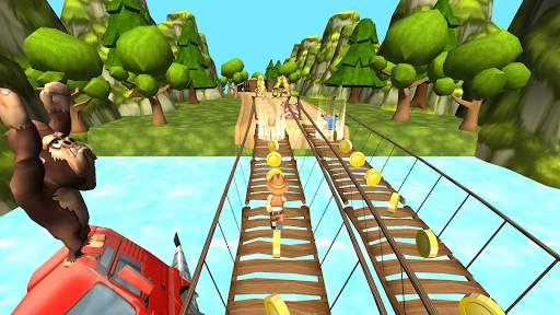 Born to Run! Endless Runner - New Running Games 1.0.2 screenshots 2