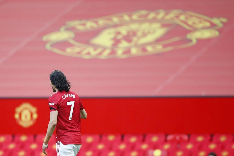 Edinson Cavani aurait prolongé à Manchester United !