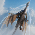 Fire Flying Dragon Simulator Warrior Sky Rider 3D APK