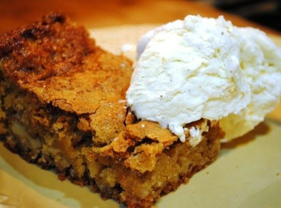 Melba's Sad Cake Recipe