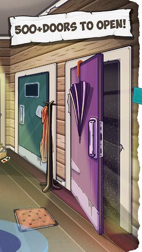 Fun Escape Room Puzzles u2013 Can You Escape 100 Doors apktram screenshots 2