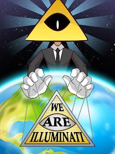 We Are Illuminati – Teorisi Simülatör Tıklayıcısı Ekran Görüntüsü