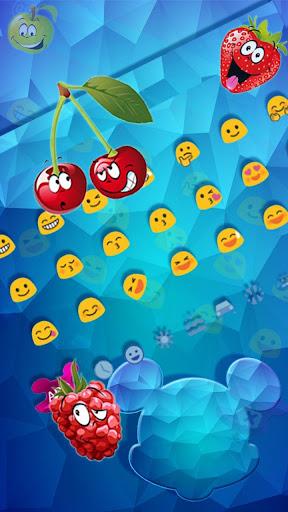 Blue Cartoon Mouse Keyboard 10001004 screenshots 2