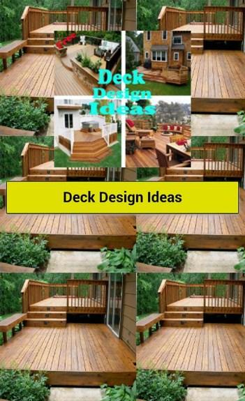 Deck Design Ideas - Android Apps on Google Play