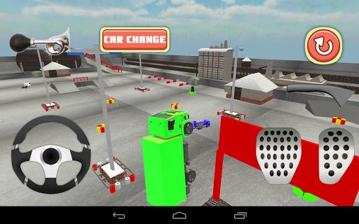 Crash Truck Simulator 3D