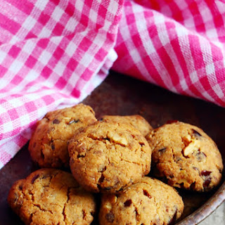 Date Cookies Recipe, Date And Walnut Cookies