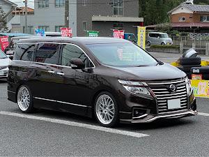 エルグランド TE52 250 Highway STAR Premium Urban CHROME 2019のカスタム事例画像 aK a.k.a 狂チャンさんの2020年09月19日10:36の投稿