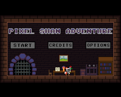 Pixel Shon Adventure (Unreleased)- screenshot thumbnail