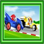 racing driving sonica