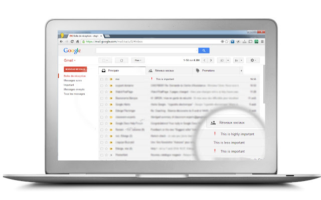 Mark as Important Pro for Gmail™