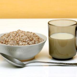 Roasted Buckwheat Breakfast Cereal.