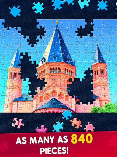 Jigsaw Puzzles Clash - Classic or Multiplayer - screenshot