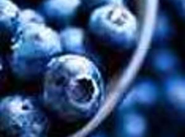 Fresh Blueberry Fizz