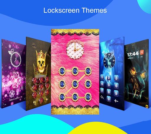CM Launcher 3D - Theme,wallpaper,Secure,Efficient screenshot 3