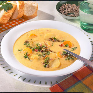Hearty Potato and Carrot Soup