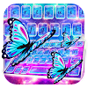 Galaxy Butterfly Keyboard Theme APK