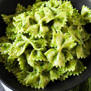 Creamy Pesto Pasta Vegetarian Recipes.
