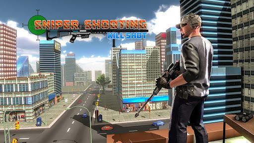 Sniper Shooting Strike - Best Shooter Game 2018 1.1.4 screenshots 1