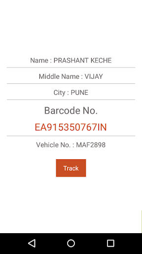 RTO RC and DL Tracking System screenshot