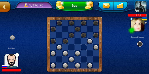 Checkers LiveGames - free online game 3.86 8