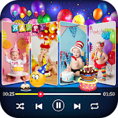 Birthday Video Maker 2017-Birthday Movie Maker