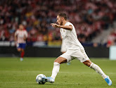 Le coach de l'Atlético Madrid, Diego Simeone, compare João Felix avec Eden Hazard