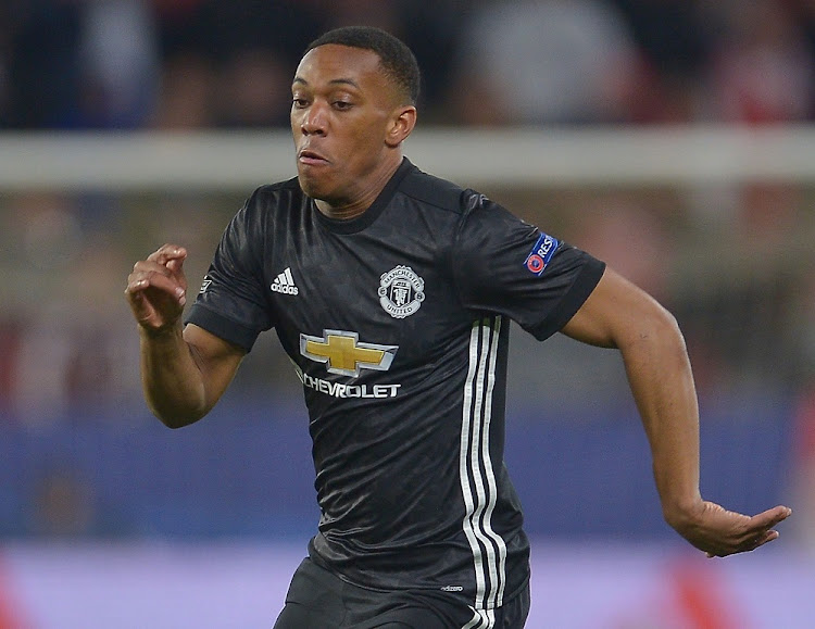 Anthony Martial. Picture: GETTY IMAGES
