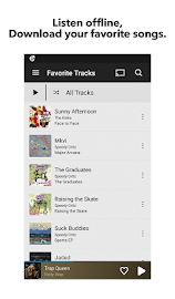 Rhapsody Music Player Screenshot 3