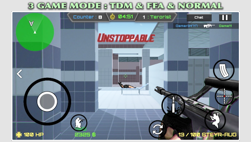 Counter Terrorist Bullet Party 1.3 screenshots 2