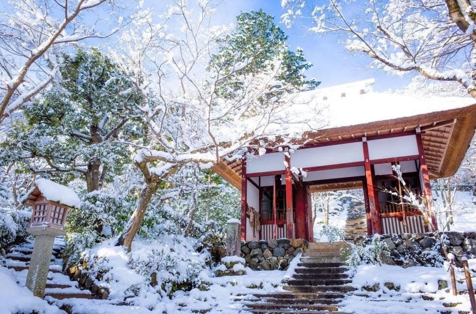 Visitando Japón en invierno: lo que debes saber.