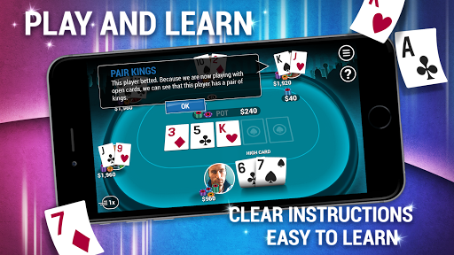 How to Play Poker - Learn Texas Holdem Offline 1.0.3 3