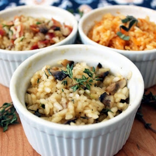 10-Minute Risotto Cups.