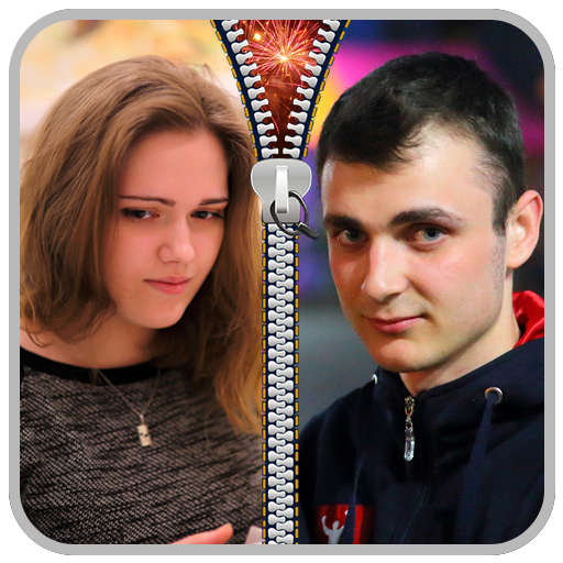 Couple Photo Zipper LockScreen file APK for Gaming PC/PS3/PS4 Smart TV