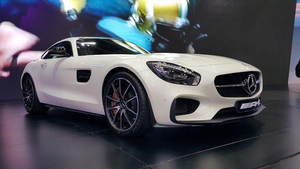 Auto Sportive, Automobili Finest, Mercedes, Esposizione