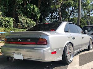 インフイニティQ45 HG50 H8年式タイプVアクティブサスペンション装着車のカスタム事例画像 鎌倉街道最速‼︎さんの2019年08月28日18:37の投稿