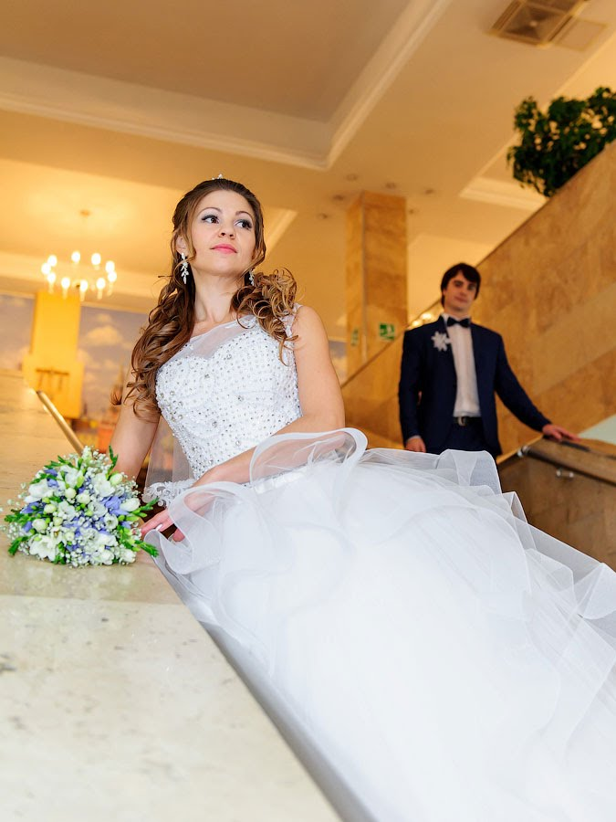 фотосъемка свадьбы в загсе