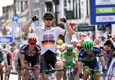 """Greipel (34) wil nog een tijdje doorgaan: """"Ik geloof nog steeds heel hard in mijn sprinterstrein en de Tour blijft een doel"""""""