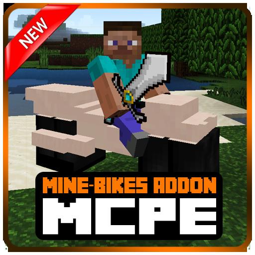 Mine-Bikes for Minecraft