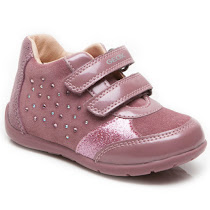 Geox Kayton Diamante Trainer TODDLER BOOT GIRL