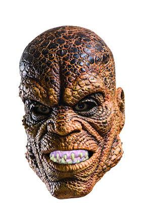 Suicide Squad, Killer Croc mask