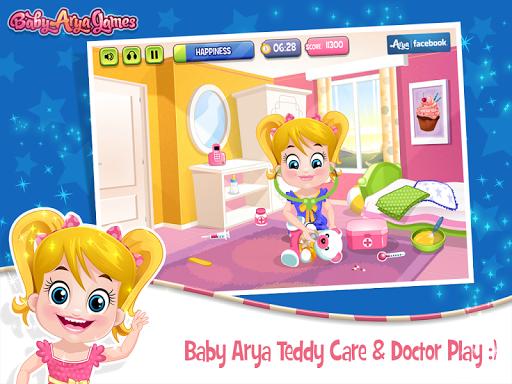 Baby Arya Teddy Doctor 1.0.1 screenshots 10